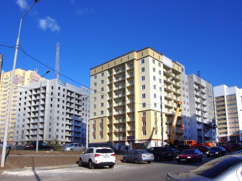 купить квартиру в ЖК по ул. 3-я Кольцевая