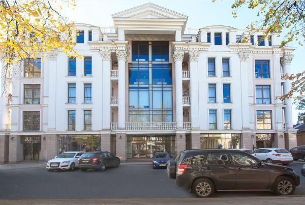 Офисно-жилой комплекс на ул. Гоголя, 3А