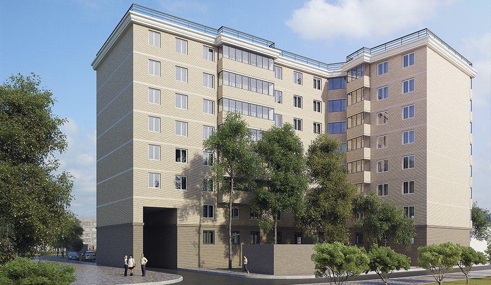 купить квартиру в ЖК Дом на Киевской