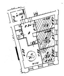 Помещение для персонала Проточный переулок аренда коммерческой недвижимости электросталь завод
