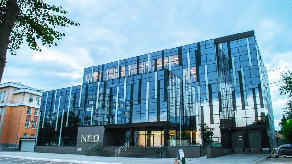 Торгово-офисный комплекс NEO (НЕО)