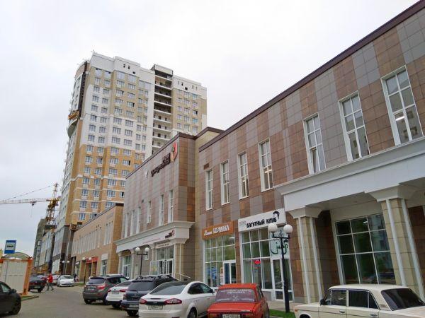 Бизнес-центр на ул. Есенина, 9