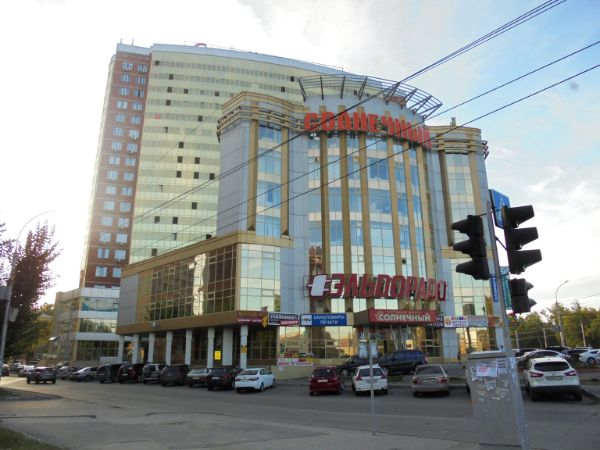 Торгово-офисный комплекс Солнечный