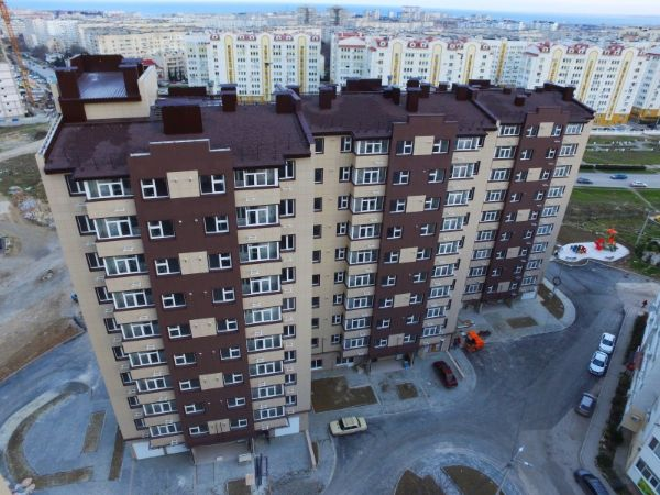 1-я Фотография ЖК «Троицкий квартал»