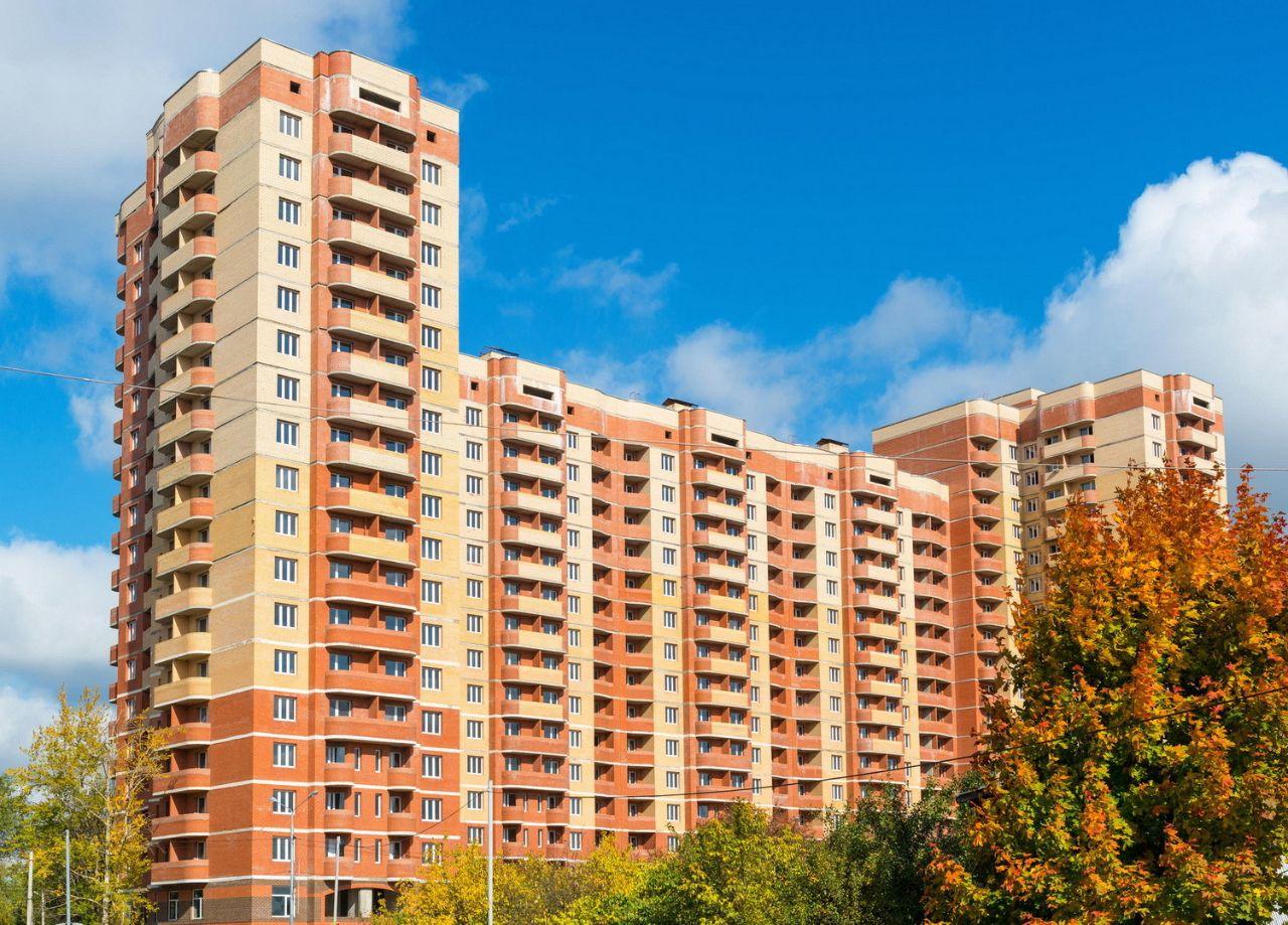 жилой комплекс Тройка