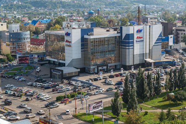 Торгово-развлекательный центр Сити центр (City centr)