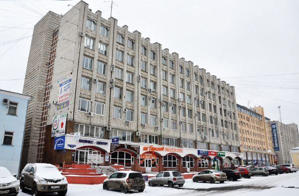 Бизнес-центр на ул. Тарская, 13А