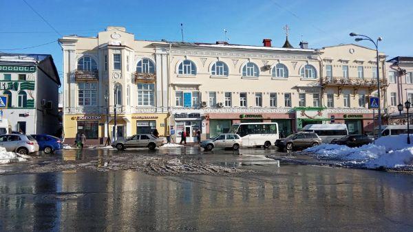 Офисное здание на ул. Гончарова, 32