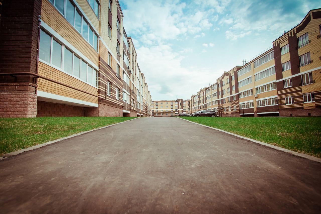 жилой комплекс GreenПарк (ГринПарк)