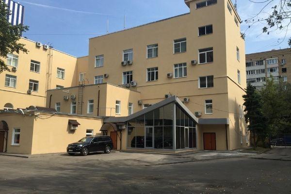 Административное здание на ул. Гиляровского, 39с1