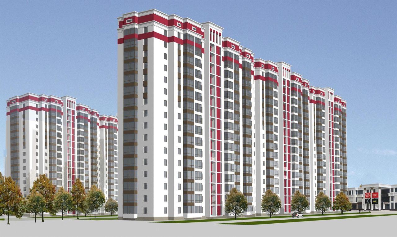 купить квартиру в ЖК Черкесск Сити