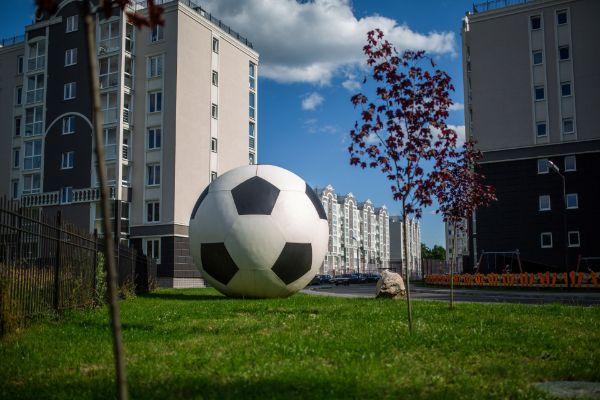 13-я Фотография ЖК «Грюнштадт»
