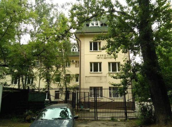Офисное здание на Волгоградском проспекте, 113к5