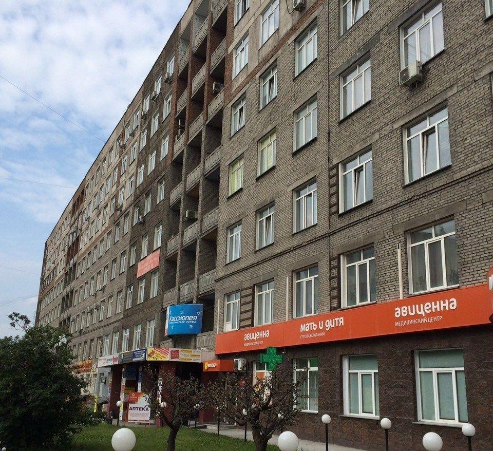 продажа помещений в БЦ на проспекте Димитрова, 7