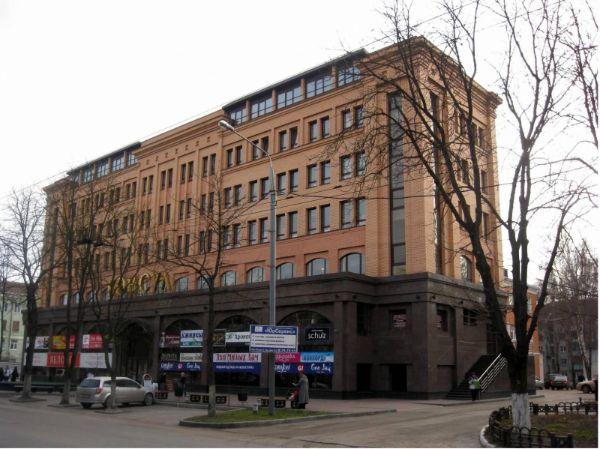 Торгово-деловой комплекс Консул