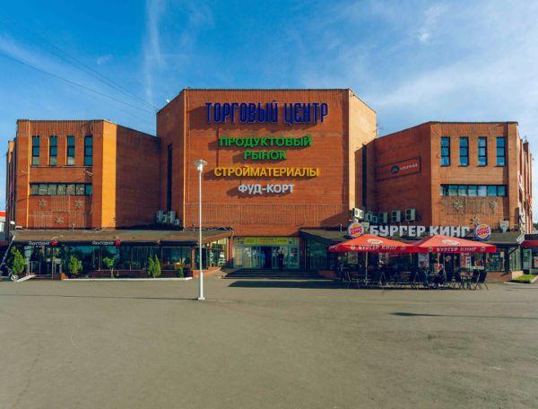 Торговый комплекс Новопеределкино