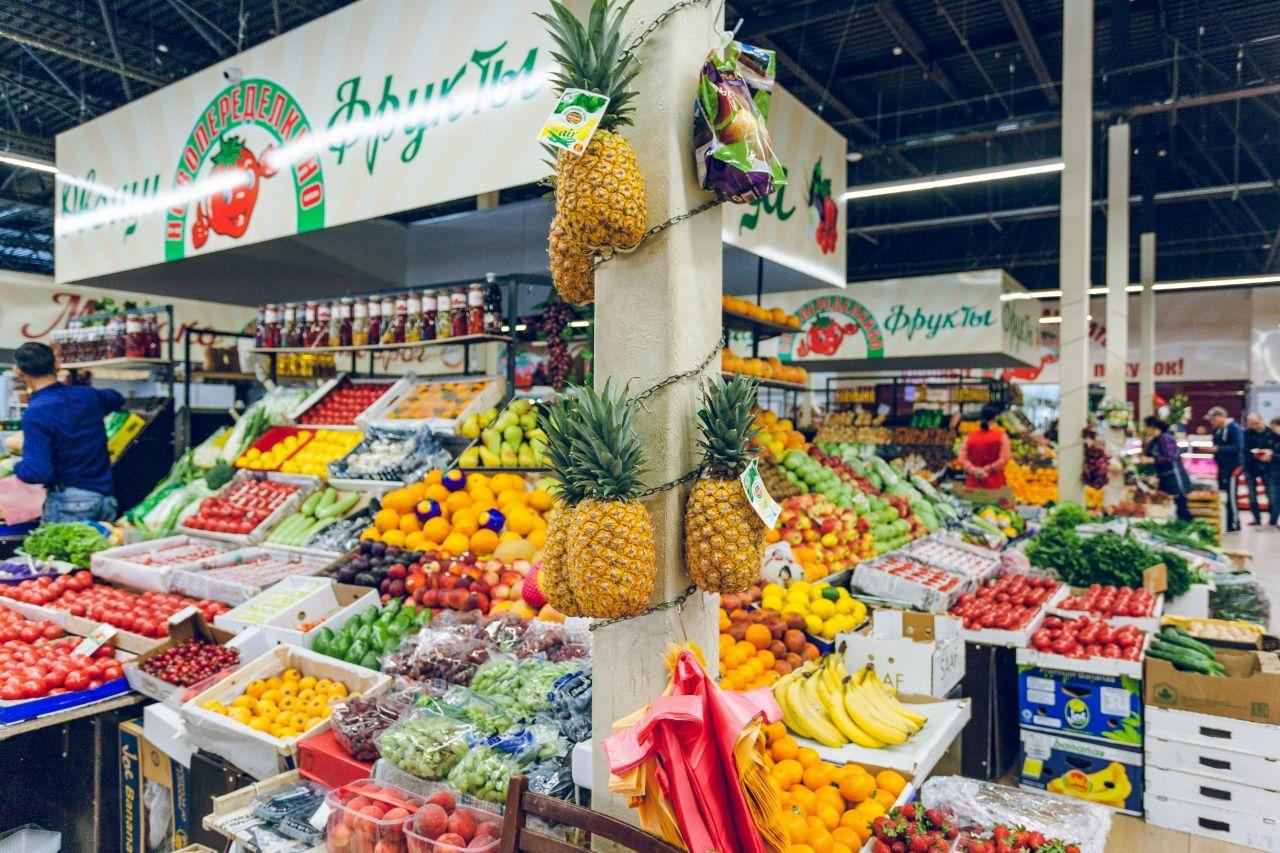 Торговом центре Новопеределкино