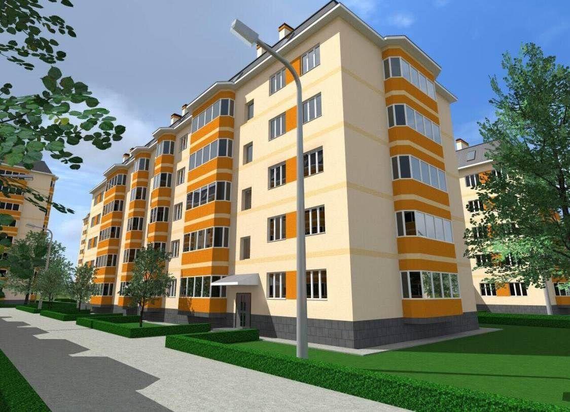 купить квартиру в ЖК по ул. Хужокова, 145