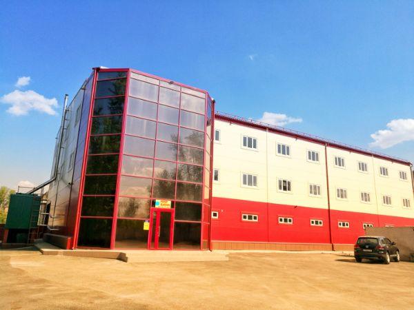 Офисное здание на ул. Кутузова, 1с100