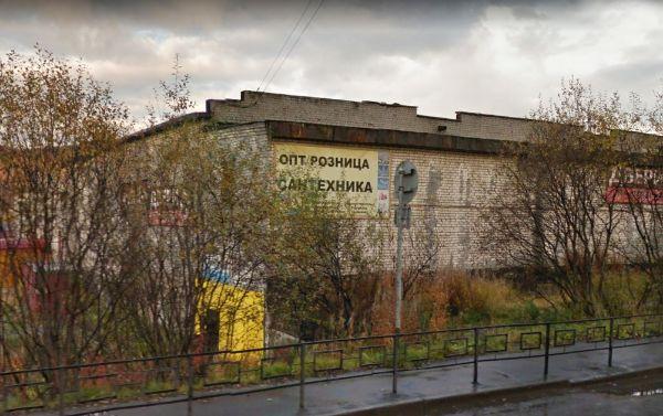 Торгово-складской комплекс на ул. Михаила Ивченко, 12