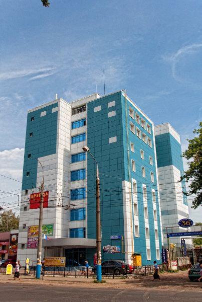 Бизнес-центр на ул. Литейная, 36А