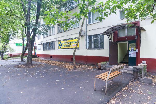 Административное здание на ул. Молодцова, 4А