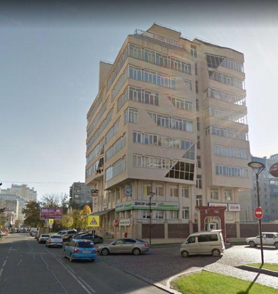 Бизнес-центр на ул. Бабушкина, 252