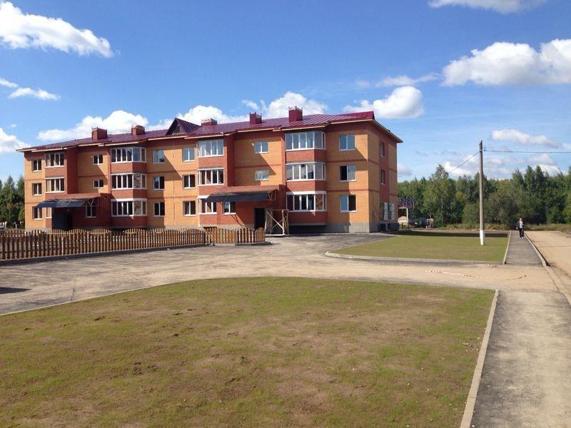 продажа квартир Новые Луховицы