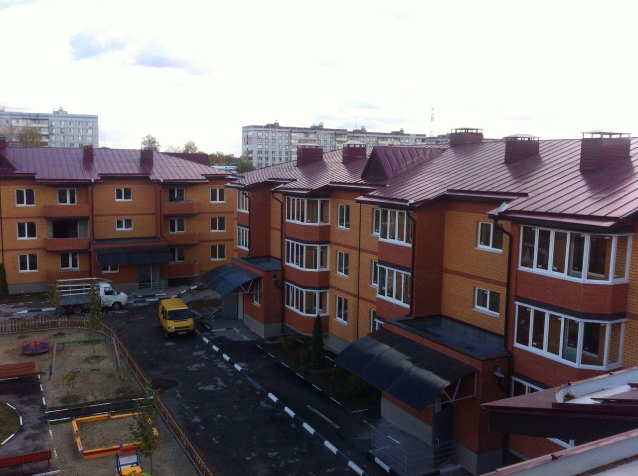 жилой комплекс Новые Луховицы