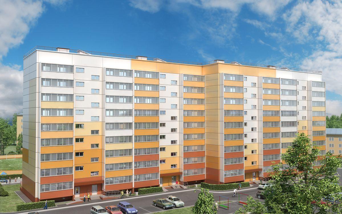 купить квартиру в ЖК Снегири