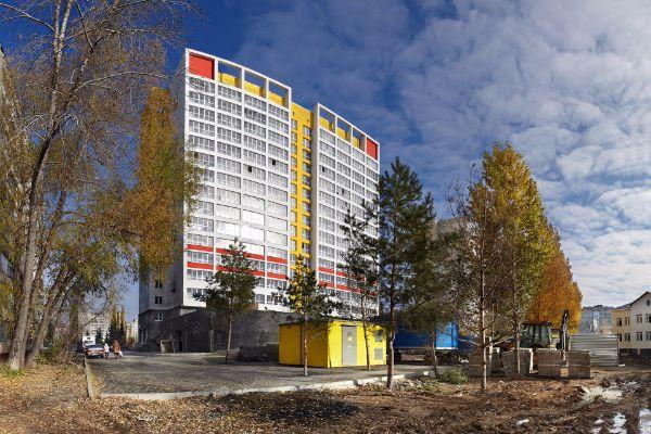 1-я Фотография ЖК «Жилой дом на ул. Рыльского»
