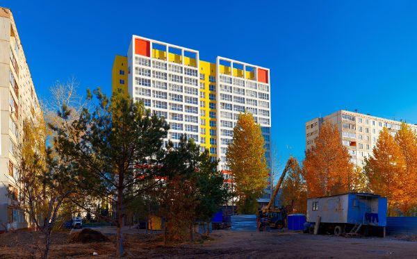 2-я Фотография ЖК «Жилой дом на ул. Рыльского»