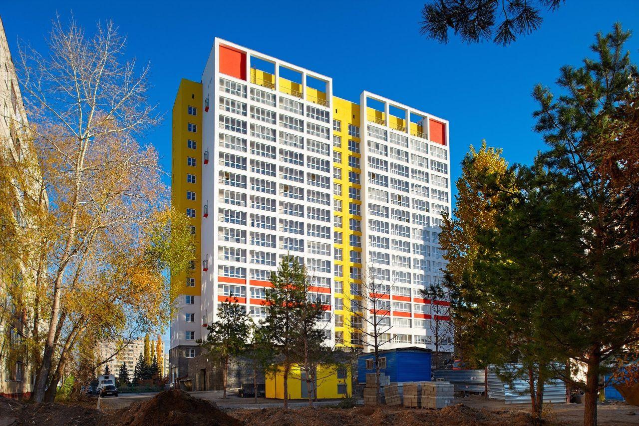 купить квартиру в ЖК Жилой дом на ул. Рыльского