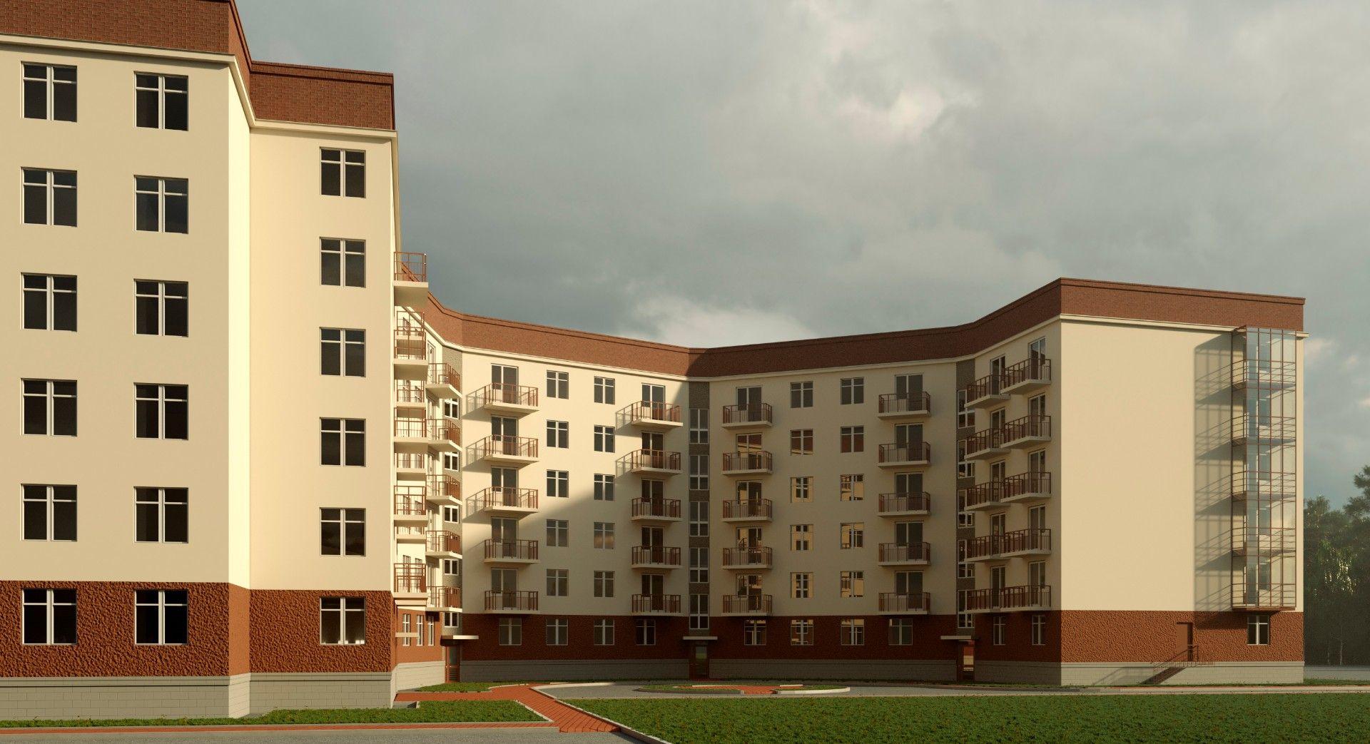 жилой комплекс Парковый