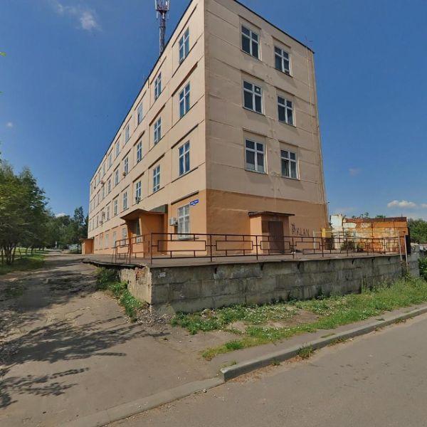Офисное здание на ул. Карла Маркса, 343А