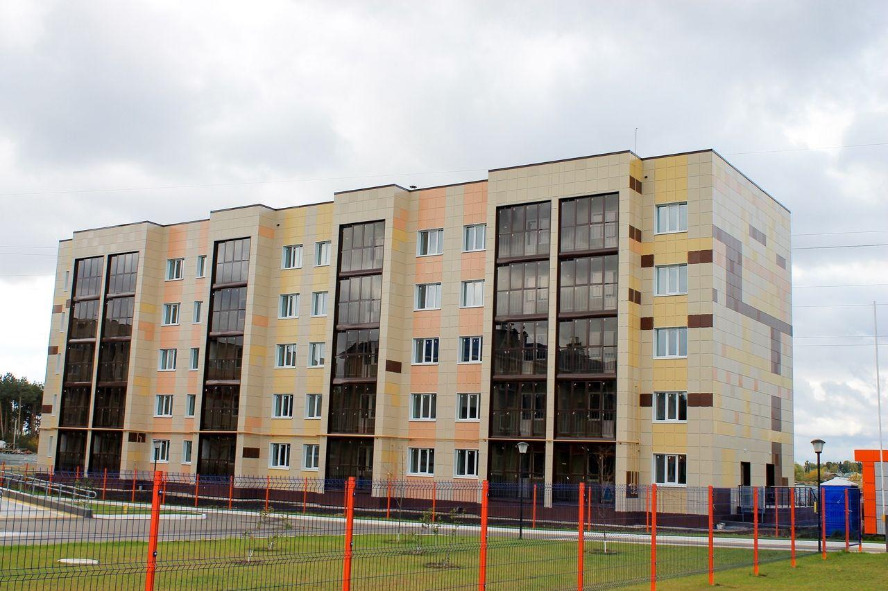 ЖК Янтарный берег
