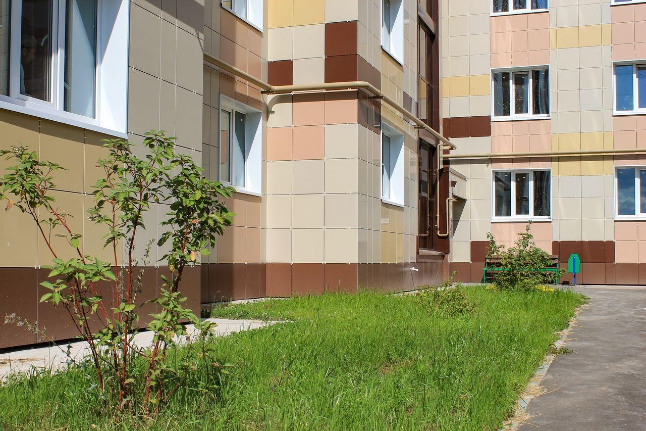 жилой комплекс Янтарный берег