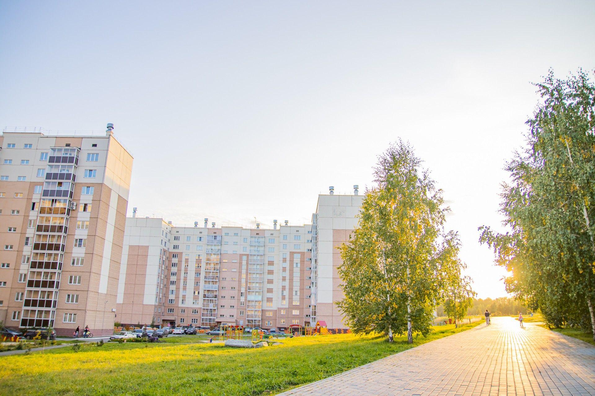 купить квартиру в ЖК Белый хутор