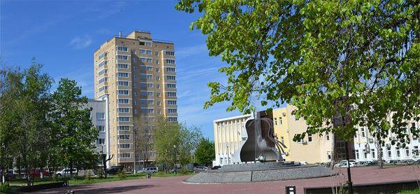 3-я Фотография ЖК «Комсомольская набережная 7»