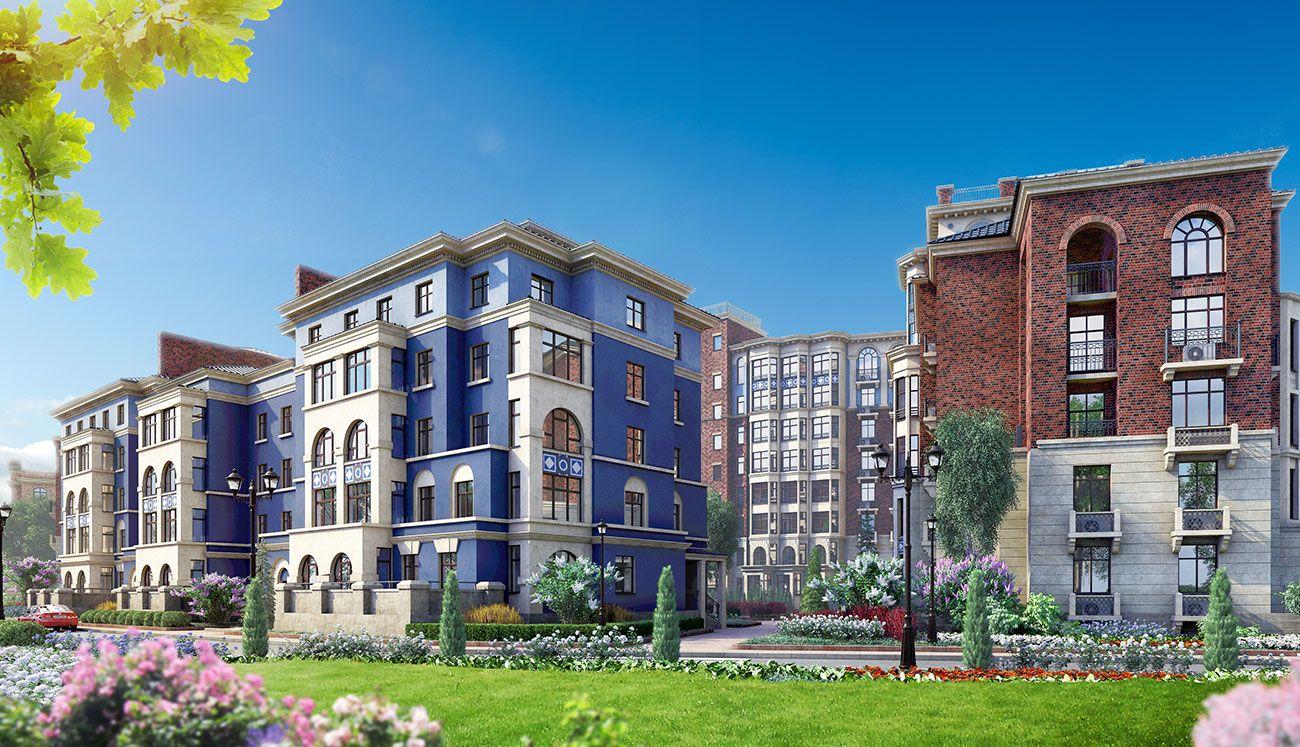 жилой комплекс Видный город