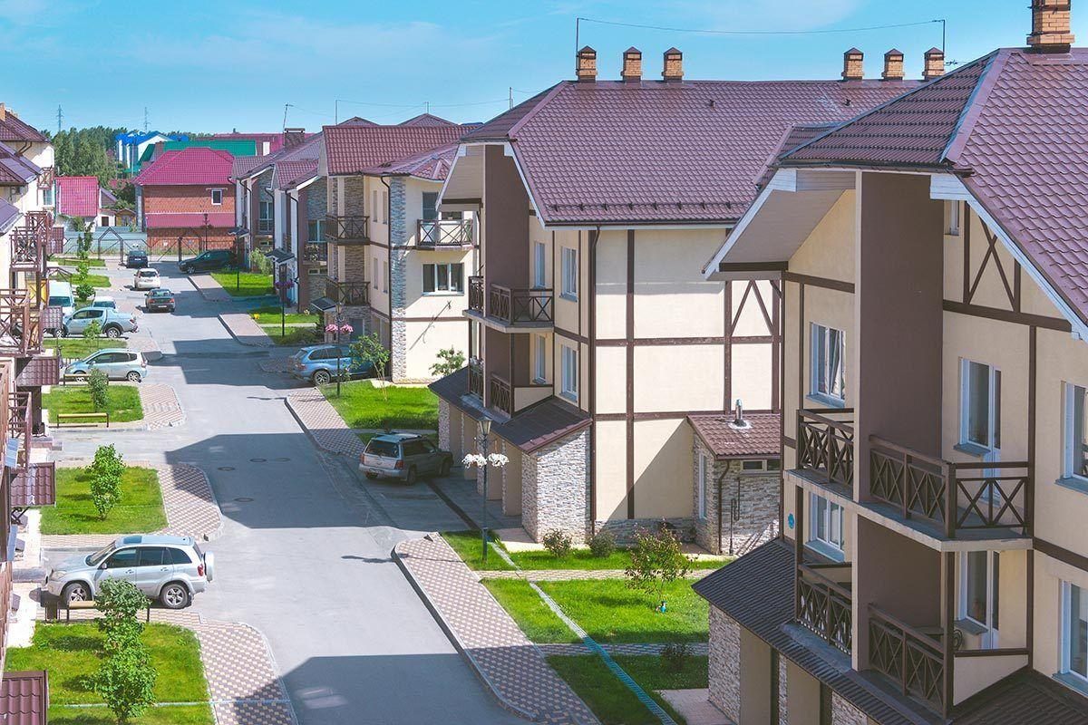 жилой комплекс Ключевой