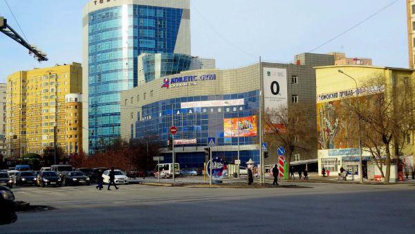 Торгово-офисный комплекс на ул. Осипенко, 79