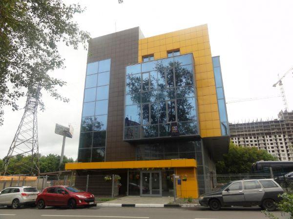 Бизнес-центр Аверс