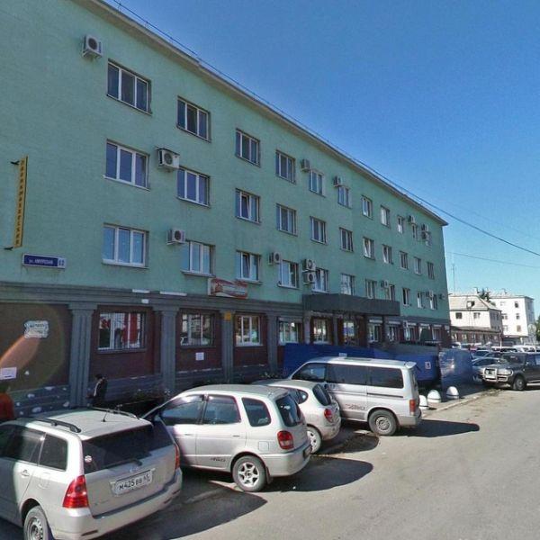 Офисно-производственный комплекс на ул. Амурская, 62