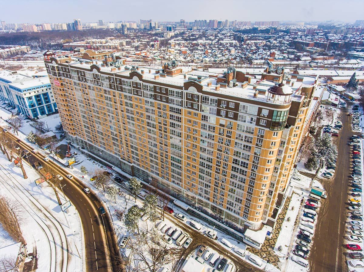 продажа квартир Одесский