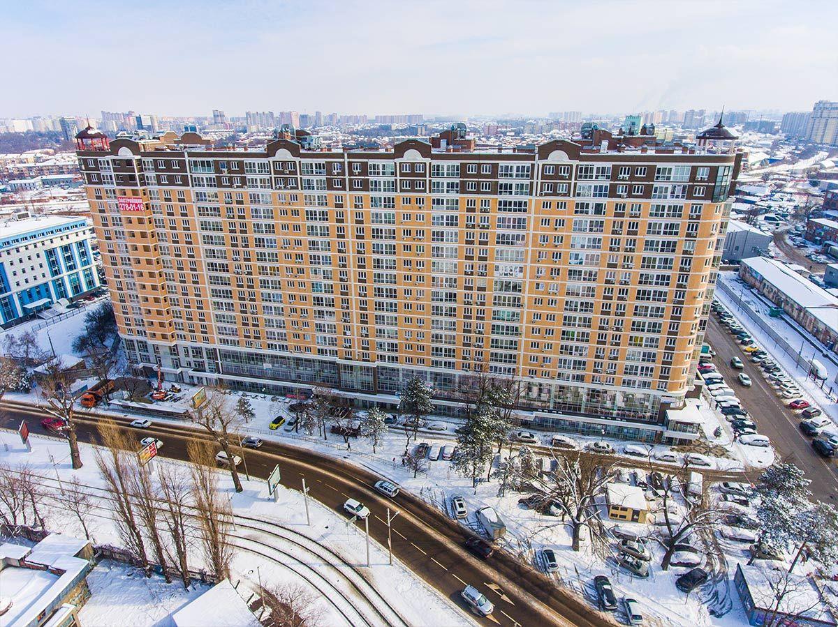 жилой комплекс Одесский