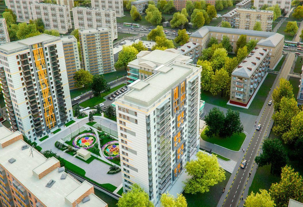 жилой комплекс Свой