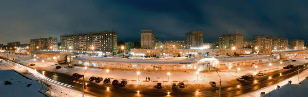 Торговый комплекс Эжвинский Гостиный Двор