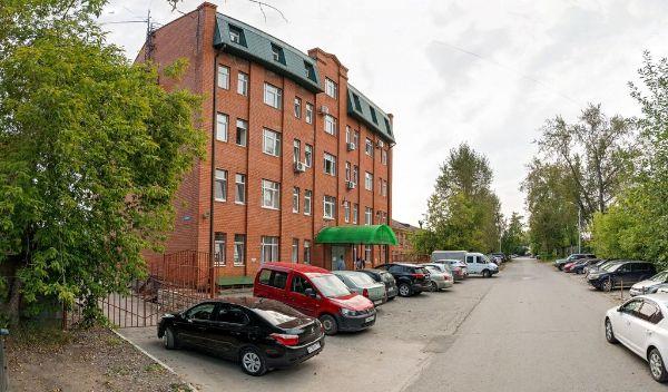 Офисный центр на ул. Сухобруса, 27