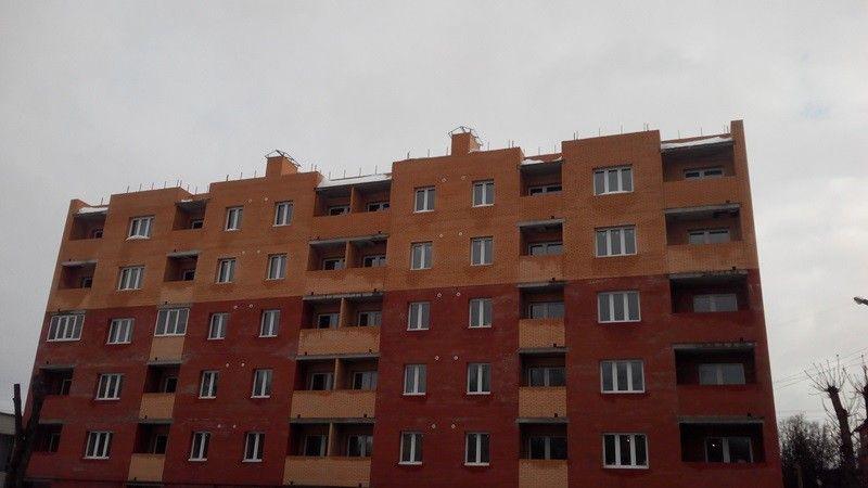 ЖК по ул. Баженова